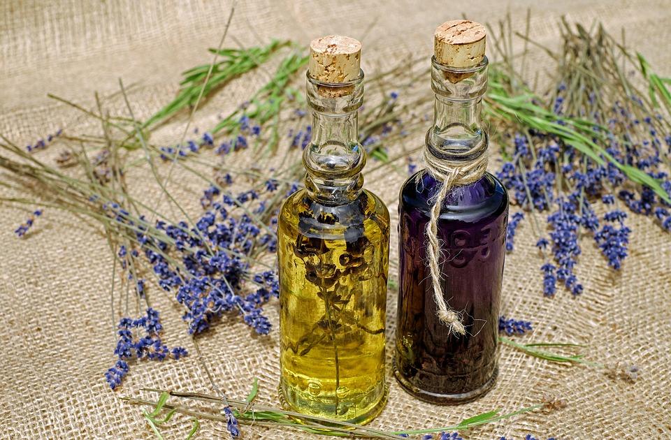 L'huile essentielle de lavande vraie